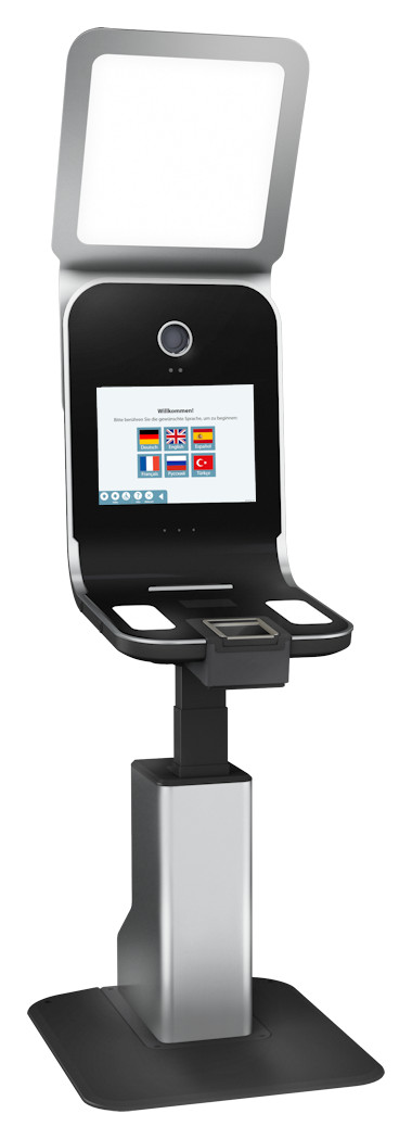 Speed Capture Kiosk